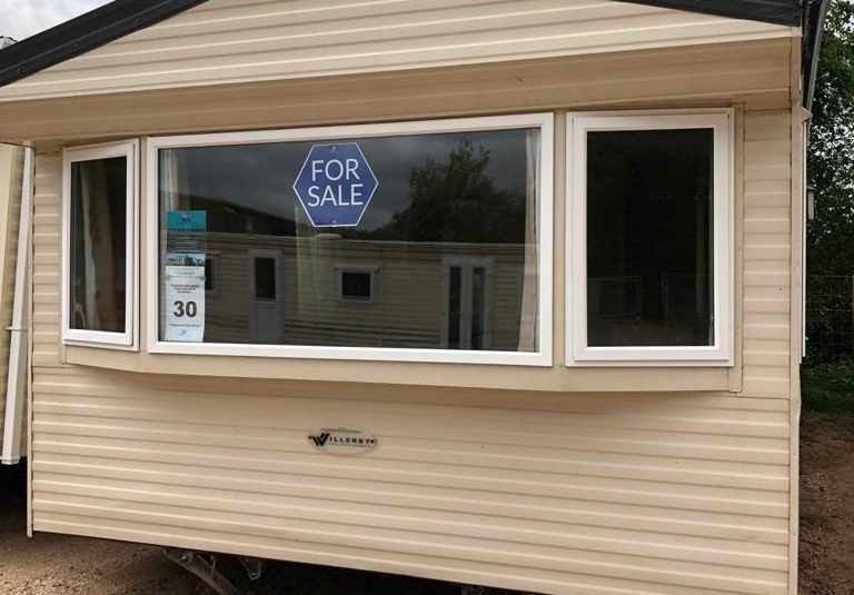 Willerby Rio 35 x12 ft / 2 Bedrooms