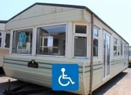 Willerby Westmorland 36 x 12 ft / 2 Bedrooms, Wheelchair Friendly Static Home