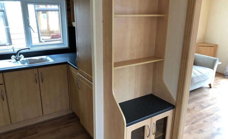 Brentmere Lodge 36 x 12 / 2 Bedrooms