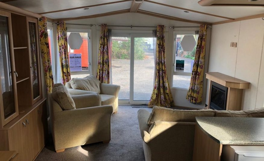 Carnaby Rosedale 37 x 12 ft / 2 Bedrooms